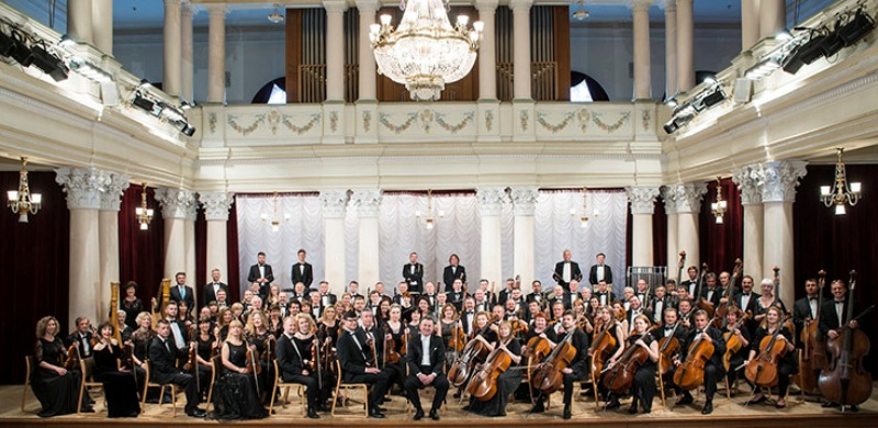 Odessa classics, симфонический оркестр