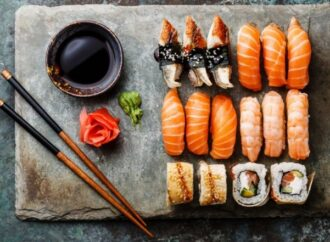 Где в Одессе суши и роллы с бесплатной доставкой – обзор заведений