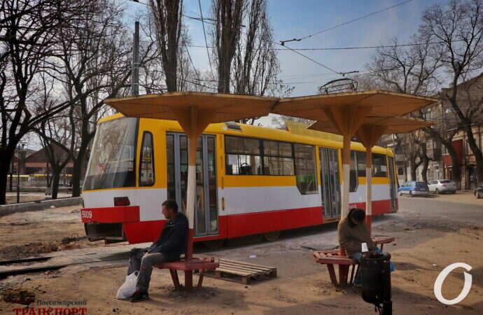 Новый вирус и «упрямый» трамвай: чем «отметился» в Одессе вторник, 20 апреля