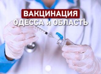 Как проходит вакцинация в Одессе и области, и когда появится иммунитет