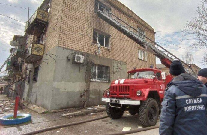 Взрыв в одесской многоэтажке: дом на Хуторской обещают восстановить за счет бюджета