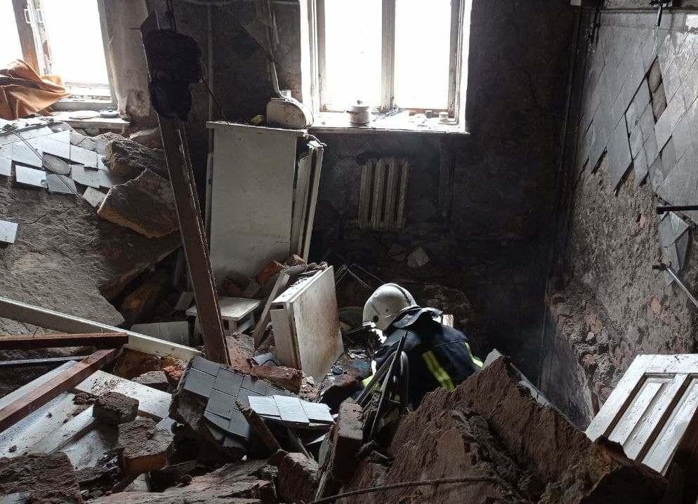 взрыв газа в Хуторском переулке, последствия