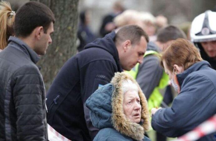 Взрыв в одесском Хуторском переулке: пострадавших жильцов отселят