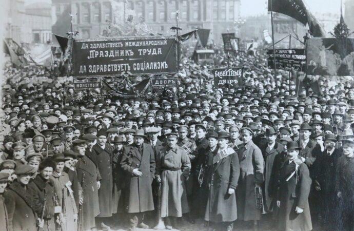 Этот день в истории: забастовка рабочих в Чикаго
