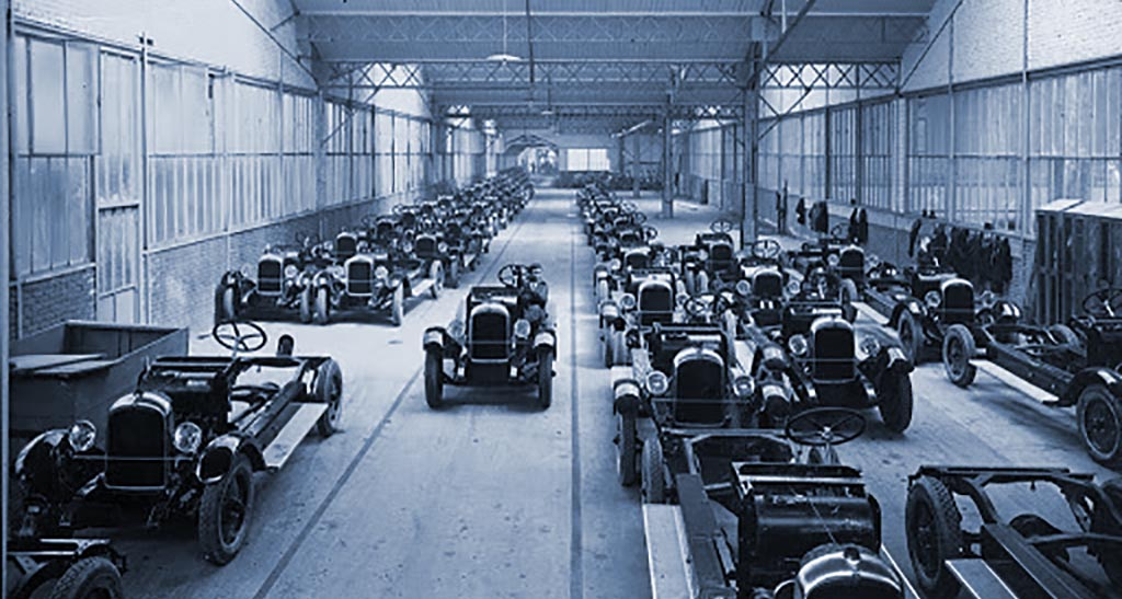 Автомобильный завод завод Ситорен