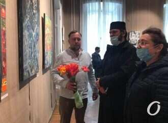 В Музее западного и восточного искусства открылась выставка работ известного одесского художника (фото)