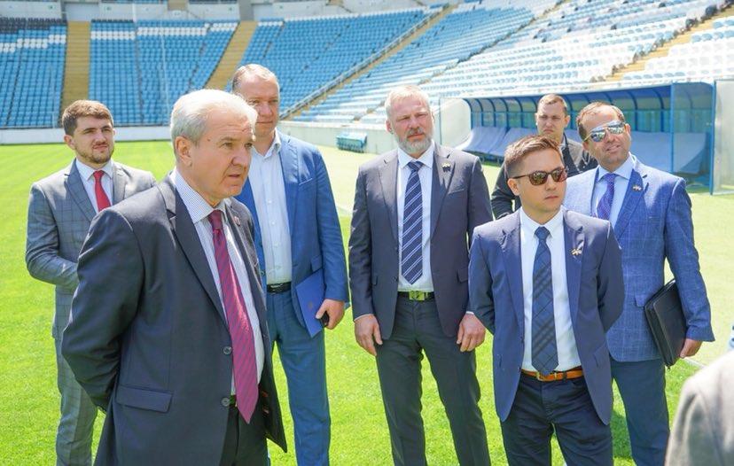 инвесторы стадиона «Ченоморец»