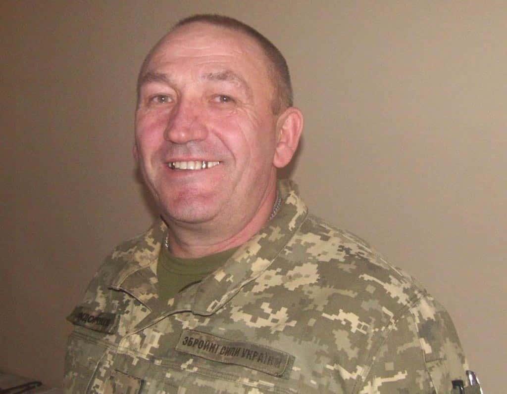 Підполковник Федорчуков
