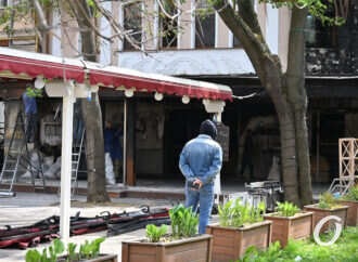 Одесское «НеЩастье»: как выглядит сегодня сгоревший ресторан (фоторепортаж)