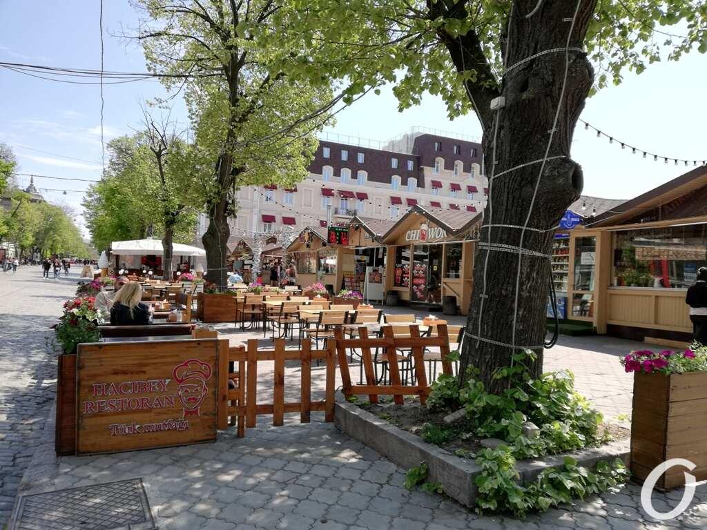 Одесская ярмарка, 6 мая 2021 г.