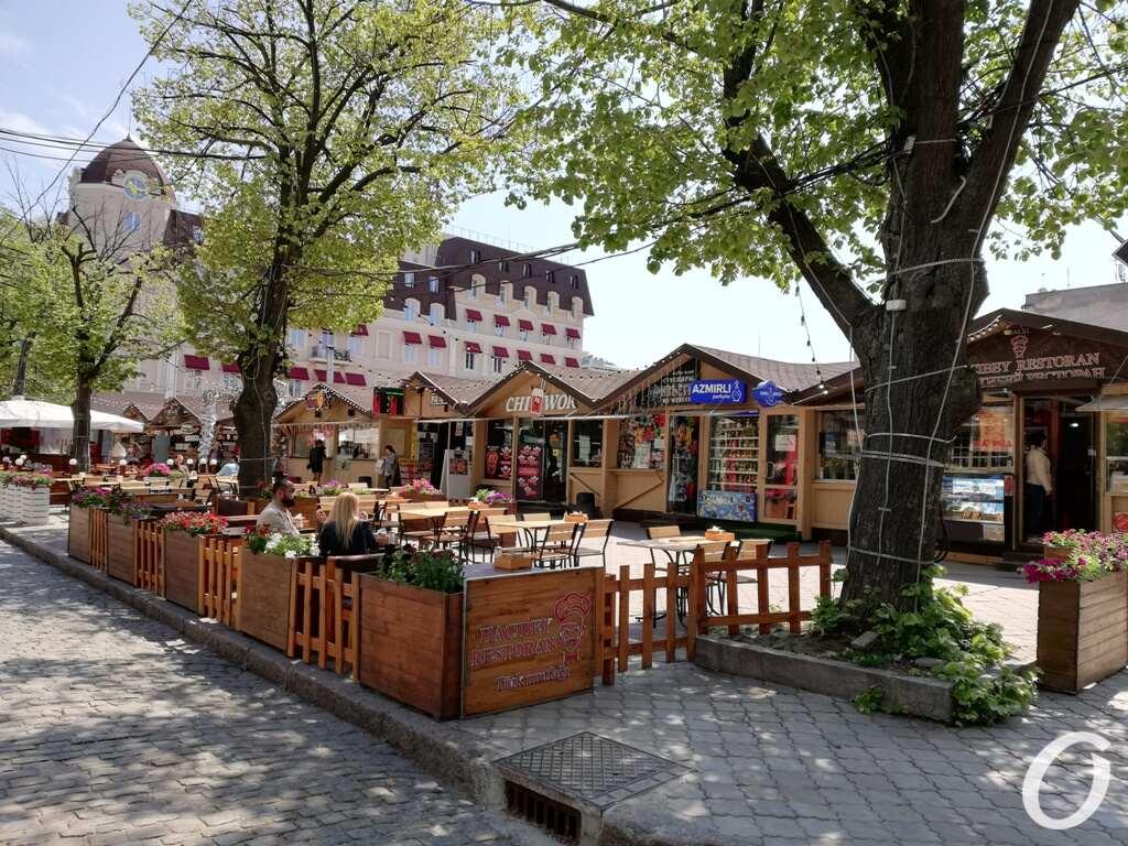 Одесская ярмарка, 6 мая 2021 г. 2