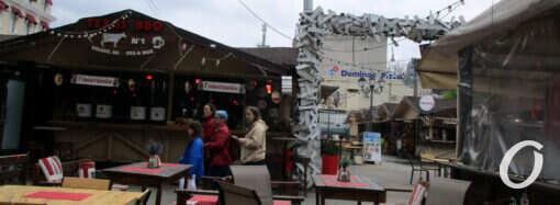 Прояснилось будущее «Одесской ярмарки» и Красного переулка (фото)