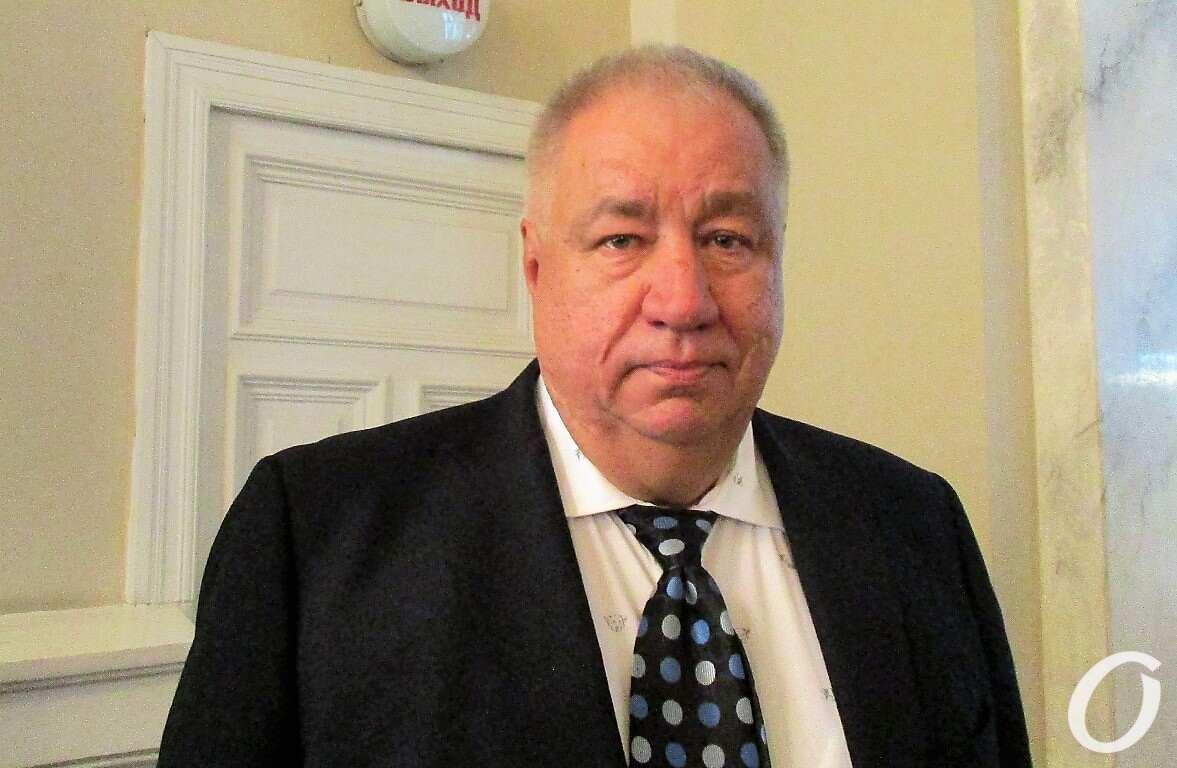 директор ПКСИ Сергей Петрусенко