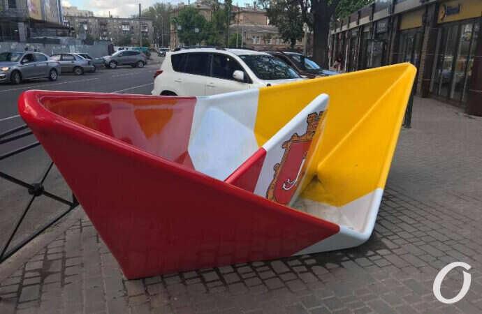 Книжный форум, винный Оскар и «бумажный» «флагман»: чем запомнилась в Одессе пятница 21 мая