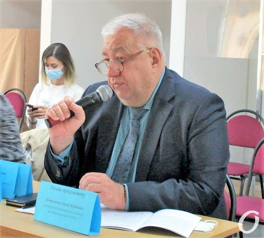 Колледж связи, конференция, Сергей Петрусенко