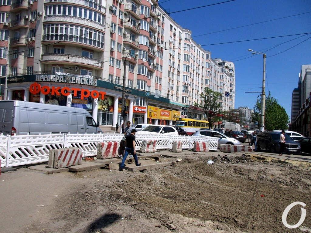 «Бурлящий» одесский квартал12