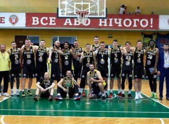 Баскетболисты «БИПА-Одесса» выиграли Высшую Лигу и перешли в Суперлигу