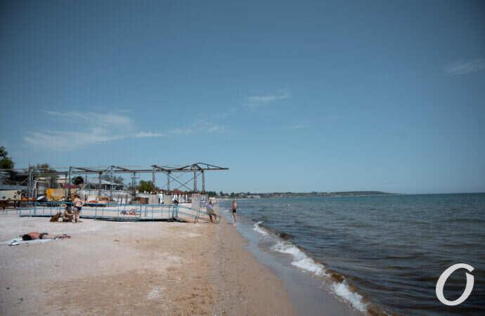 Температура морской воды в Одессе 3 сентября: мы «календарь перевернем», но станет ли прохладней море?