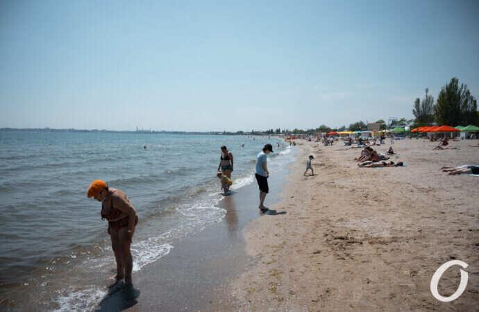 Температура морской воды в Одессе 3 июля: надеемся на лучшее, но готовимся к «сюрпризам»