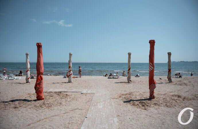 Температура морской воды в Одессе 18 августа: море немного остыло, но купаться можно