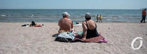 Температура морской воды в Одессе 28 июля: море теплое, но купаться можно не везде