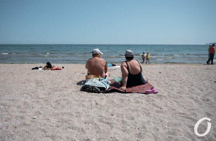 Температура морской воды в Одессе 9 июля: можно на пляж?