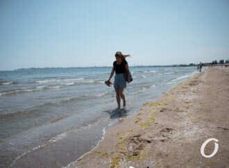Температура воды в Одессе 6 июня: море стало теплее на градус