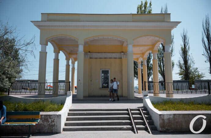 Одесские истории: Лузановка – первый городской пляж (видео)