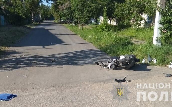 ДТП в Одесской области: один ребенок погиб, второй в реанимации