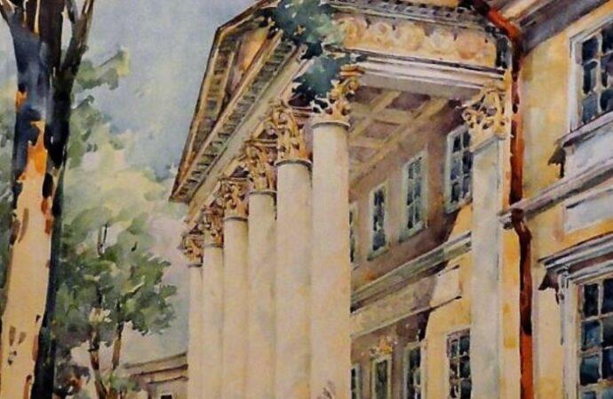 Одесса в 1945 году, музей