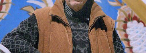 Поздравляем: главному художнику одесской Музкомедии Станиславу Зайцеву — 75!