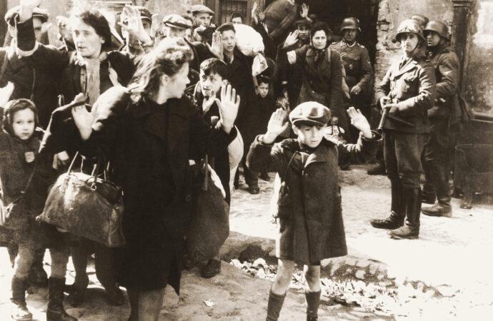 Этот день в истории: подавление восстания в Варшавском гетто