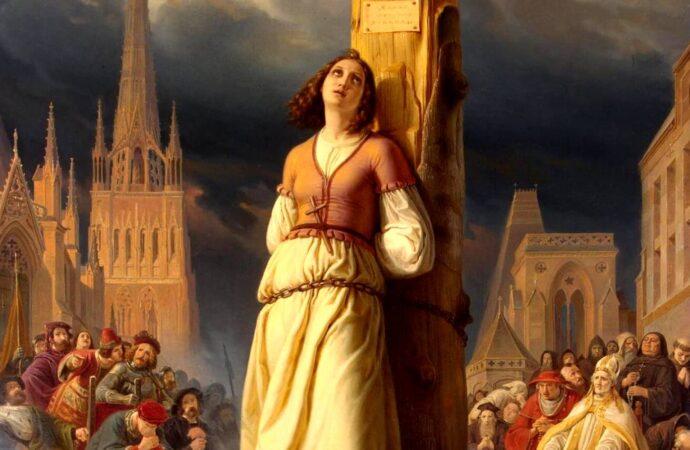 Этот день в истории: 590 лет назад сожгли Жанну д'Арк