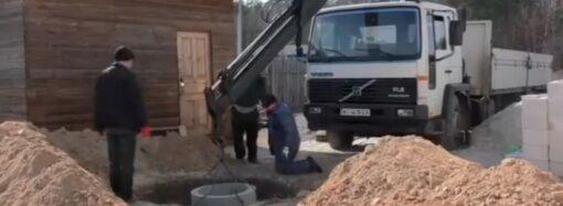 В Таировской громаде насчитали 15 артезианских скважин, используемых бесконтрольно