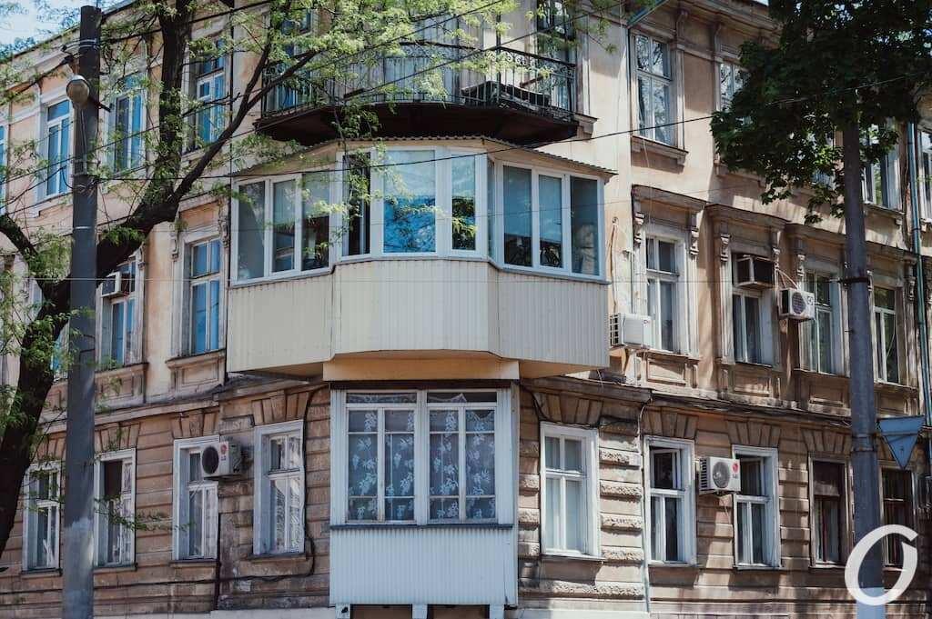 балкон одесса