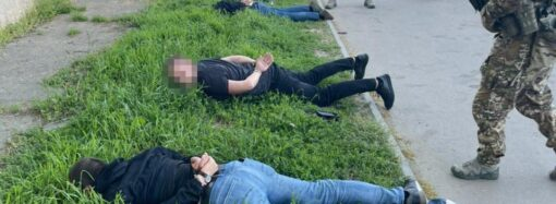 В Одессе банда гастролеров грабила посетителей ночных клубов (видео)