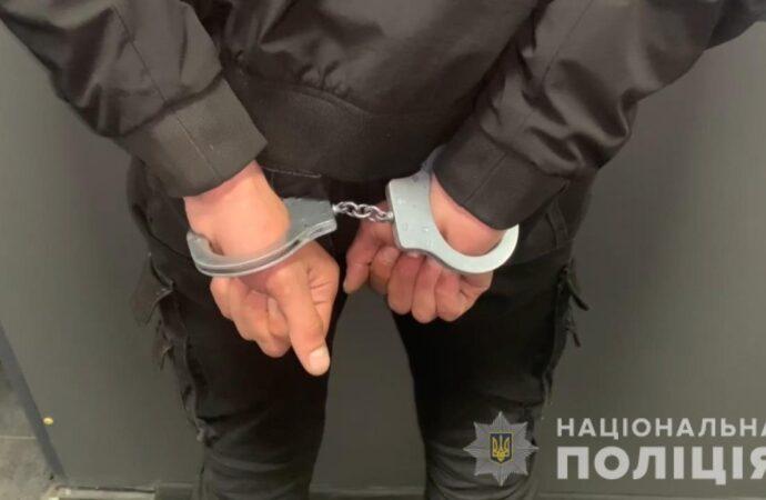 В Одессе похитили молодого мужчину (видео)