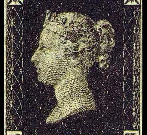 Этот день в истории: выпуск первой почтовой марки «Черный пенни»