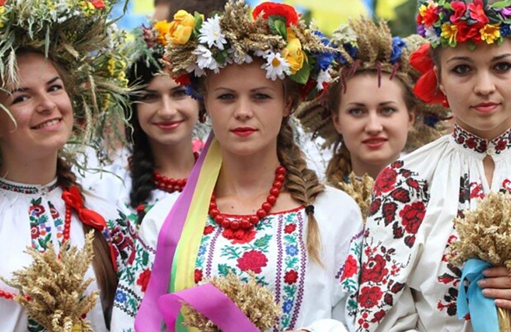 день вышиванки Киев