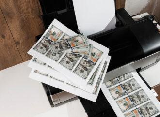 Какие деньги в Украине подделывают чаще всего?