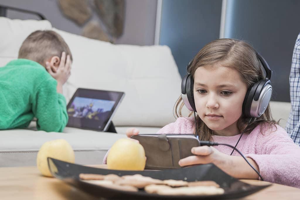 дети интернет