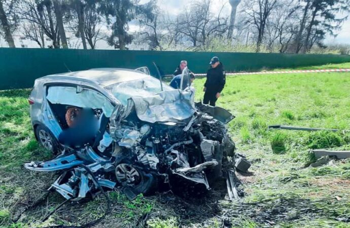 В ДТП на Прикарпатье погибли двое пожилых одесситов