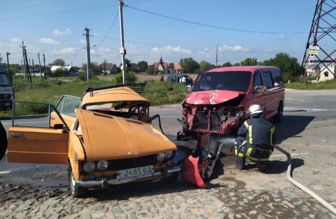Под Одессой разбилась в ДТП мать троих детей