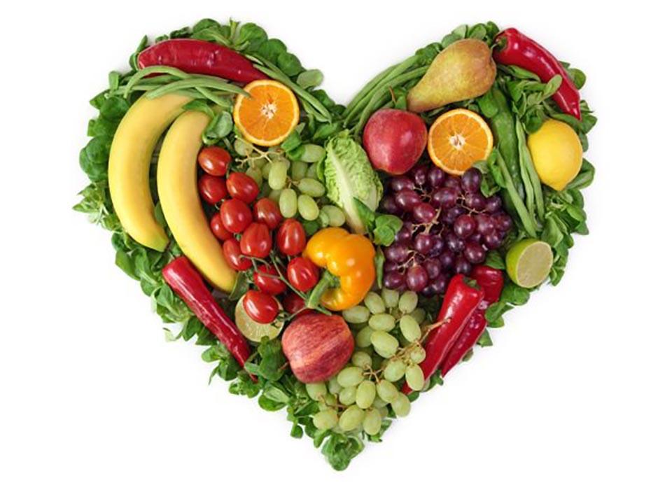 еда сердце