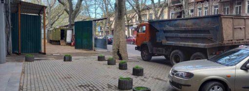 Одесская типография Фесенко: тайно ведутся работы по сносу? (видео, фото)