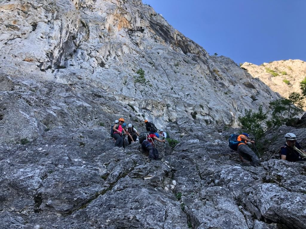 горные спасатели альпинисты