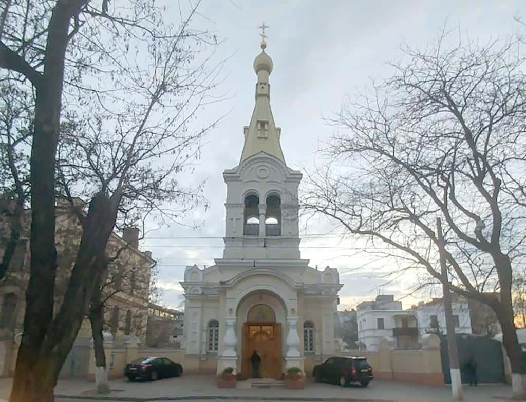 храм Григория Богослова