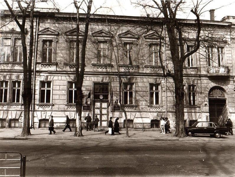 Одесский историко-краеведческий музей8