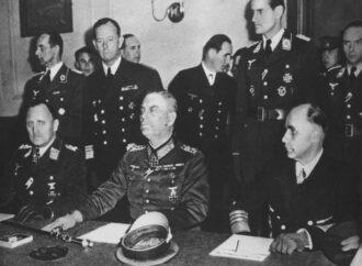 Этот день в истории: капитуляция нацистской Германии
