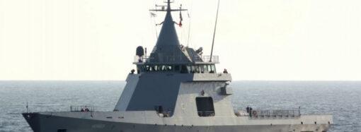 Пограничники засекли российский ракетный корабль недалеко от Черноморска – СМИ